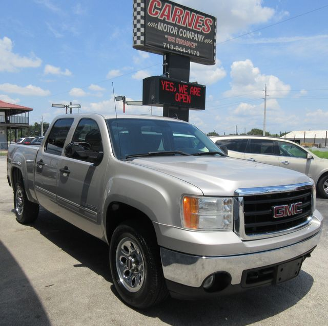 2008 GMC Sierra 1500 SLE1 south houston, TX 5