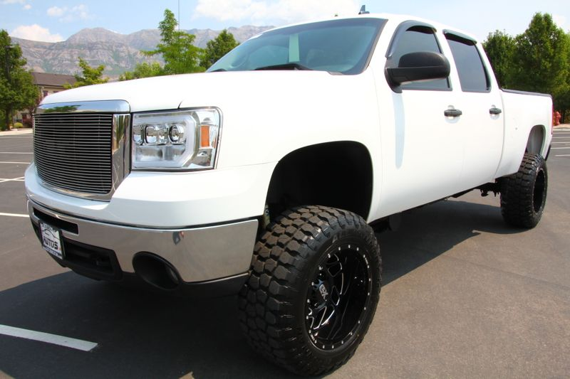 2008 GMC Sierra 2500HD Z71 4x4  city Utah  Autos Inc  in , Utah