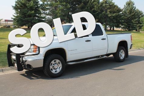 2008 GMC Sierra 2500HD SLE1 in Great Falls, MT