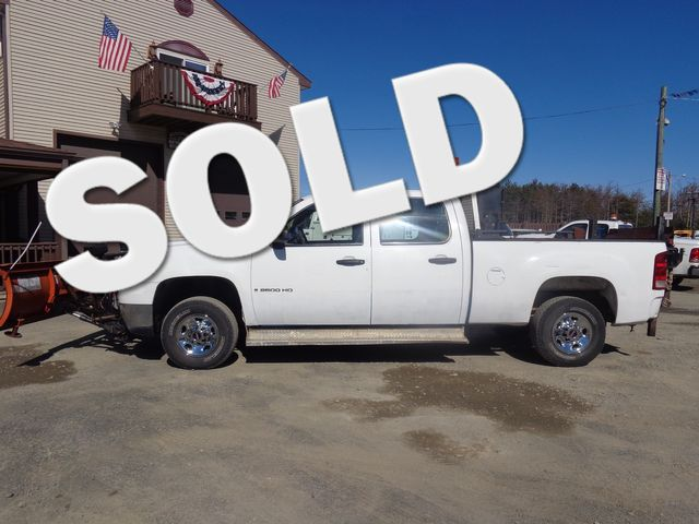 2008 GMC Sierra 2500HD Work Truck Hoosick Falls, New York