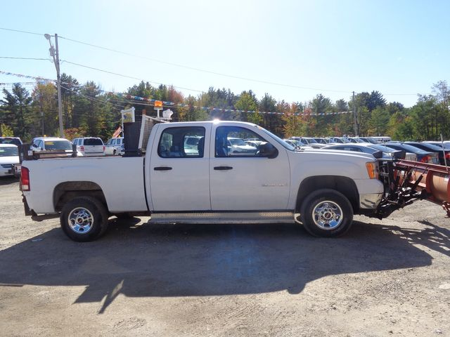 2008 GMC Sierra 2500HD Work Truck Hoosick Falls, New York 2