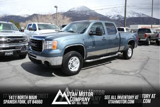 2008 GMC Sierra 2500HD SLT in Orem, Utah 84057