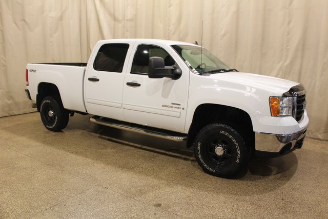 2008 GMC Sierra 2500HD SLE2 in IL, 61073