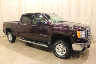 2008 GMC Sierra 2500HD 4x4 SLT in Roscoe IL, 61073