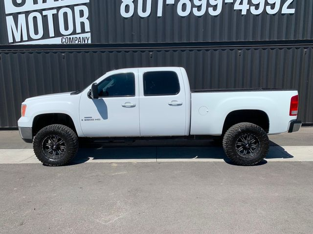 2008 GMC Sierra 2500HD SLT in Spanish Fork, UT 84660