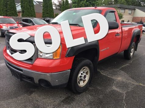 2008 GMC Sierra 2500HD Work Truck in West Springfield, MA