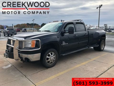 2008 GMC Sierra 3500HD SLT 4x4 Diesel Dually Conversion Nav Sunroof TvDvd in Searcy, AR
