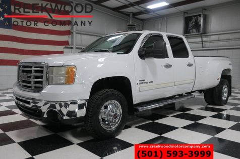 2008 GMC Sierra 3500HD SLT 4x4 Diesel Dually Nav Sunroof Tv Dvd New Tires in Searcy, AR
