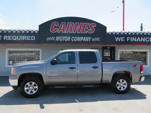 2008 GMC Sierra, price shown is the down payment south houston, TX 13