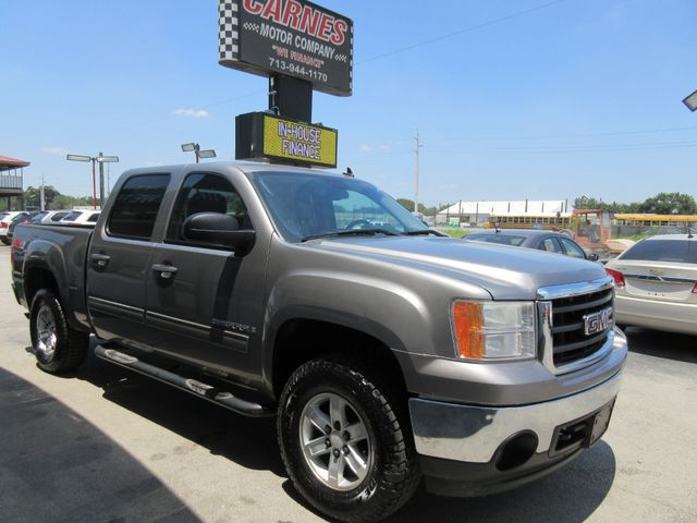 2008 GMC Sierra, price shown is the down payment south houston, TX 5