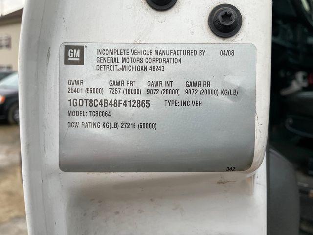 2008 GMC TC8500 Tandem Hoosick Falls, New York 6