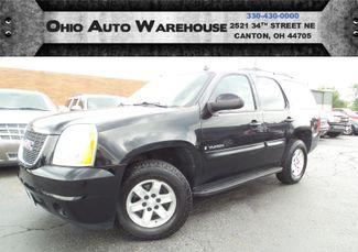 2008 GMC Yukon SLT 4x4 3rd Row Sunroof Cln Carfax We Finance   Canton, Ohio   Ohio Auto Warehouse LLC in Canton Ohio