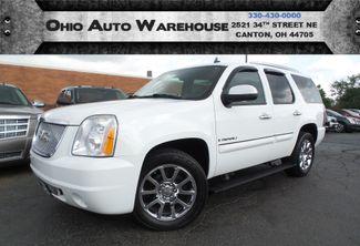 2008 GMC Yukon Denali AWD Navi Tv/DVD Sunroof Clean Carfax We Finance | Canton, Ohio | Ohio Auto Warehouse LLC in  Ohio