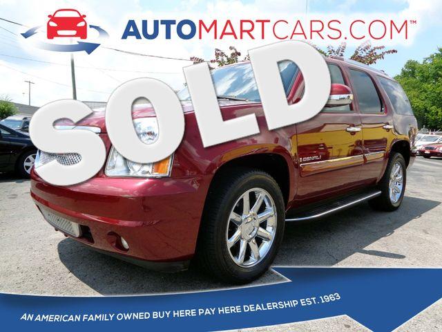 2008 GMC Yukon Denali  | Nashville, Tennessee | Auto Mart Used Cars Inc. in Nashville Tennessee
