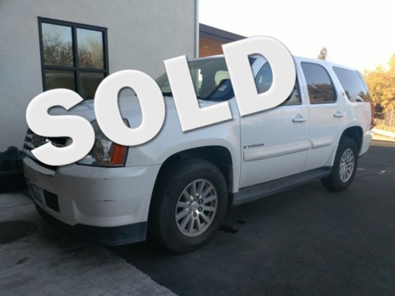 2008 GMC Yukon Hybrid Hybrid   San Luis Obispo, CA   Auto Park Sales & Service in San Luis Obispo CA