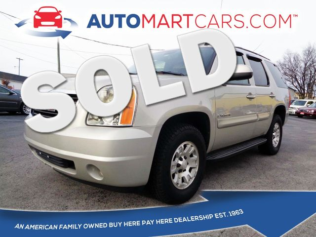 2008 GMC Yukon SLE w/3SA | Nashville, Tennessee | Auto Mart Used Cars Inc. in Nashville Tennessee