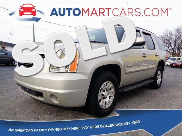 2008 GMC Yukon SLE w/3SA | Nashville, Tennessee | Auto Mart Used Cars Inc. in Nashville Tennessee