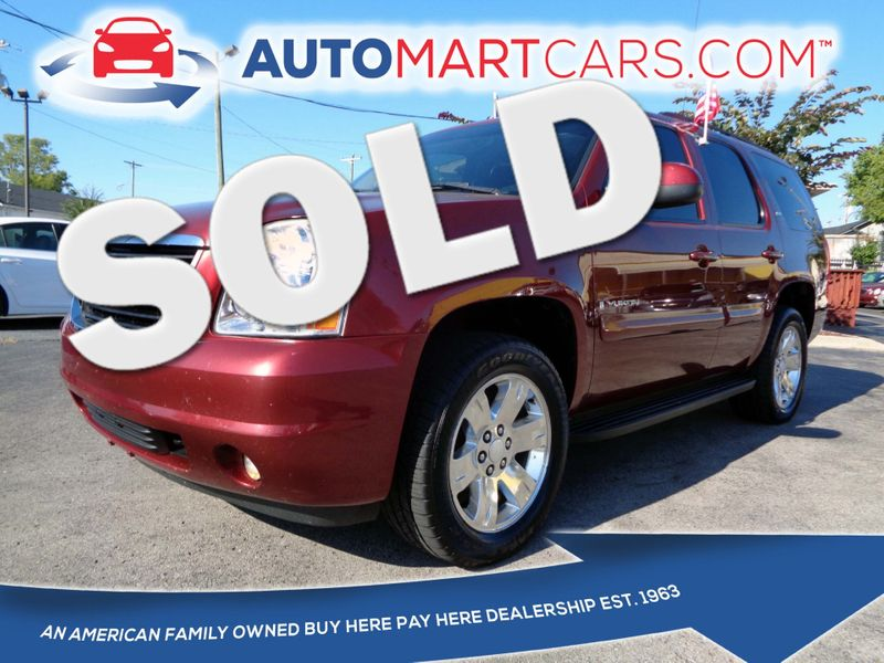 2008 GMC Yukon SLT w/4SA   Nashville, Tennessee   Auto Mart Used Cars Inc. in Nashville Tennessee