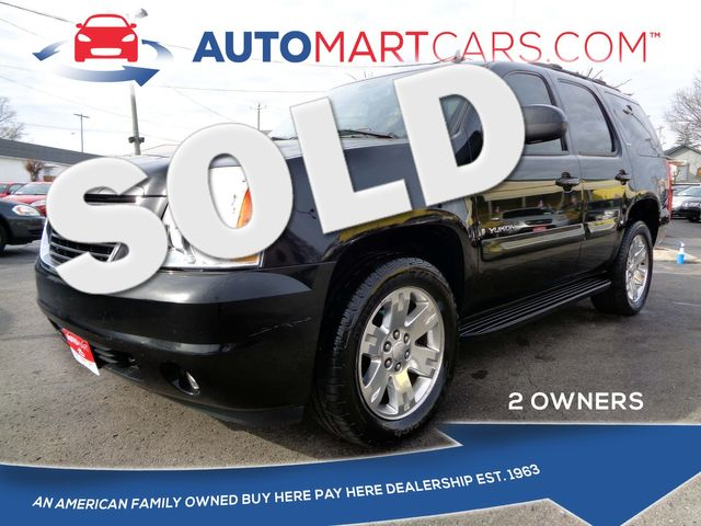 2008 GMC Yukon SLT w/4SB | Nashville, Tennessee | Auto Mart Used Cars Inc. in Nashville Tennessee