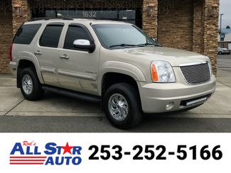 2008 GMC Yukon SLE 4WD in Puyallup Washington, 98371