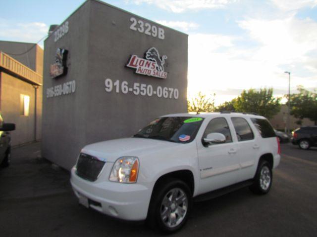 2008 GMC Yukon SLT w/4SA in Sacramento, CA 95825