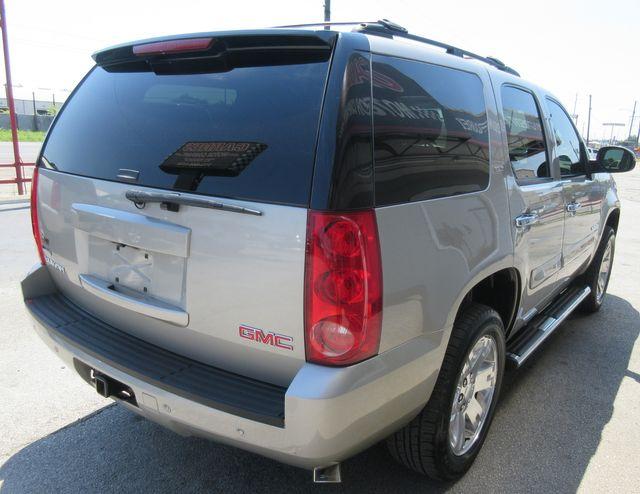 2008 GMC Yukon SLT w/4SB south houston, TX 3