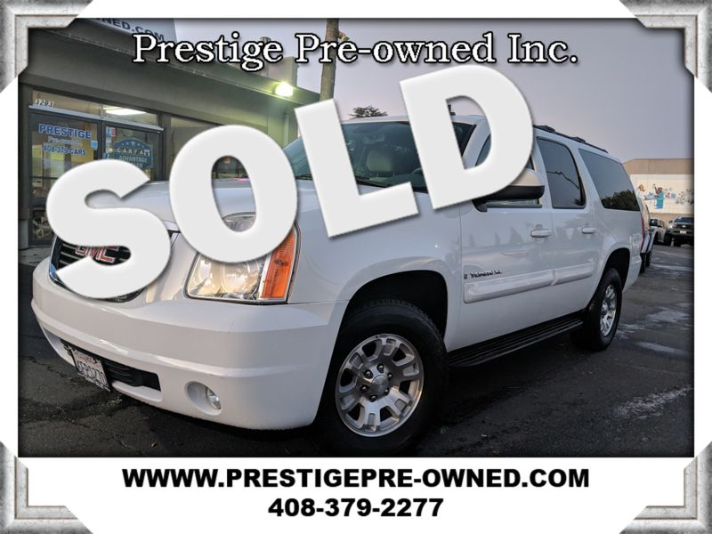 2008 GMC Yukon XL SLE w/3SB  in Campbell CA