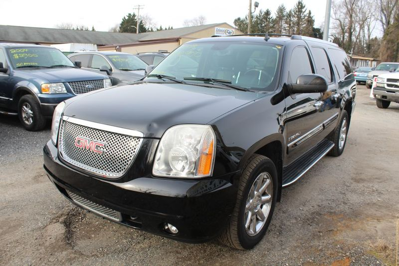 2008 GMC Yukon XL Denali DENALI  city MD  South County Public Auto Auction  in Harwood, MD
