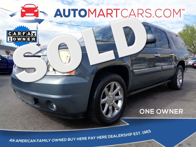 2008 GMC Yukon XL Denali  | Nashville, Tennessee | Auto Mart Used Cars Inc. in Nashville Tennessee