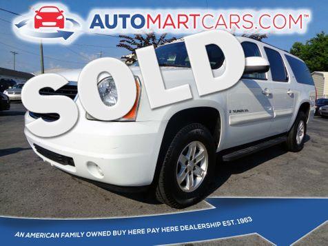2008 GMC Yukon XL SLT w/4SB | Nashville, Tennessee | Auto Mart Used Cars Inc. in Nashville, Tennessee
