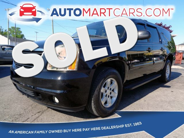 2008 GMC Yukon XL SLT w/4SA | Nashville, Tennessee | Auto Mart Used Cars Inc. in Nashville Tennessee