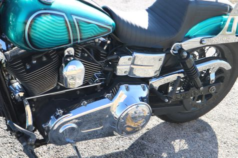2008 Harley Davidson  105th Dyna -Wide Glide TMU mileage   Hurst, Texas   Reed's Motorcycles in Hurst, Texas