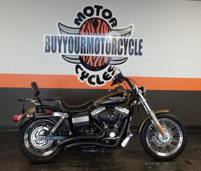 2008 Harley-Davidson Dyna Glide Street Bob™ in Arlington, Texas 76010