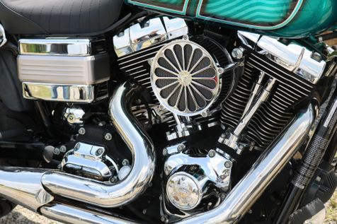 2008 Harley Davidson 105th Dyna -Wide Glide TMU mileage | Hurst, Texas | Reed's Motorcycles in Hurst, Texas