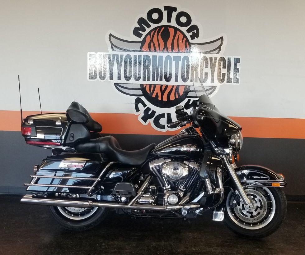 2008 Harley Davidson Electra Glide Ultra Clic In Arlington