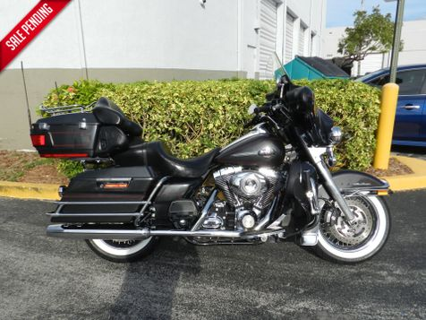 2008 Harley-Davidson Electra Glide Ultra Classic in Hollywood, Florida