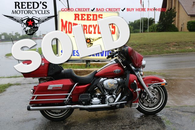 2008 Harley-Davidson Electra Glide Ultra Classic | Hurst, Texas | Reed's Motorcycles in Hurst Texas