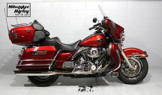 2008 Harley-Davidson ELECTRA GLIDE ULTRA CLASSIC FLHTCUI ULTRA CLASSIC