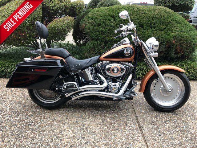 2008 Harley-Davidson Fat Boy 105th Anniversary Fat Boy® in McKinney, TX 75070