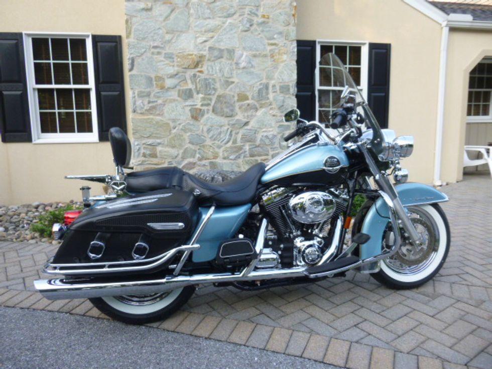 2008 Harley-Davidson FLHRC Road King® Classic Road King