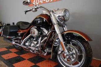2008 Harley Davidson FLHRSE4 ANNIVERSARY Screamin Eagle Roadking Jackson, Georgia 2