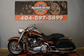 2008 Harley Davidson FLHRSE4 ANNIVERSARY Screamin Eagle Roadking Jackson, Georgia 7