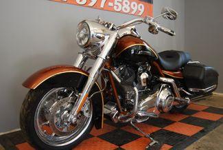 2008 Harley Davidson FLHRSE4 ANNIVERSARY Screamin Eagle Roadking Jackson, Georgia 8