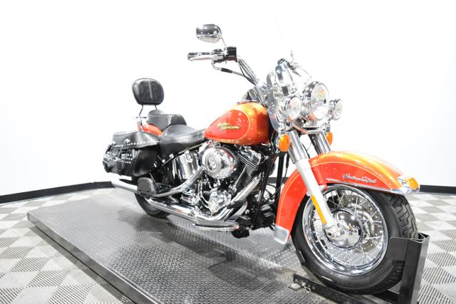 2008 Harley-Davidson FLSTC - Heritage Softail® Classic