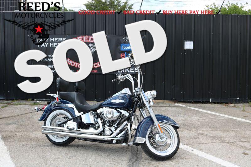 2008 Harley Davidson FLSTC HERITAGE | Hurst, Texas | Reed's Motorcycles in Hurst Texas