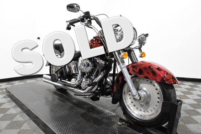 2008 Harley-Davidson FLSTF - Fat Boy®