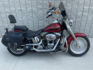 2008 Harley-Davidson FLSTF Fat Boy in McKinney, TX 75070