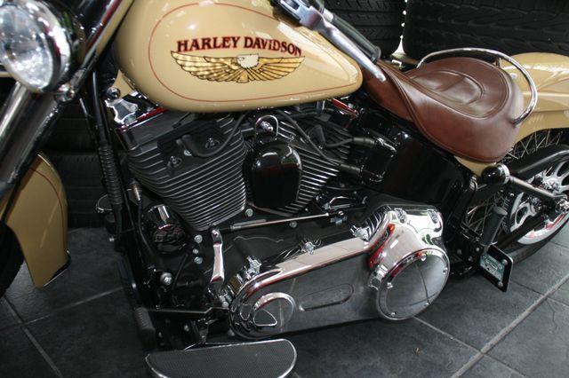 2008 Harley-Davidson FLSTN Custom Houston, Texas 11