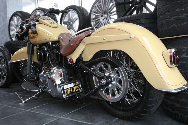2008 Harley-Davidson FLSTN Custom Houston, Texas 12