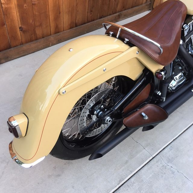 2008 Harley-Davidson FLSTN Custom Houston, Texas 15